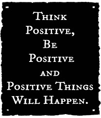 Positive Thinking Quotes Gorgeous Best Power Of Positive Thinking Quotes