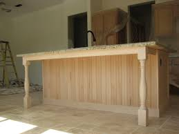 kitchen island legs