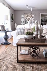 Image Modern 7 Double Decker Display Of Geometric Art And Natural Accents Homebnc 37 Best Coffee Table Decorating Ideas And Designs For 2019