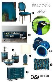 Color Chic: Decorating With Peacock (Blue) #decorating #peacockblue #decor  | Concept | Pinterest | Home Decor, Decor And Blue Home Decor