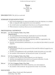 Combination Resume Templates Impressive Functional Resume Templates Example Resume Template Downloads