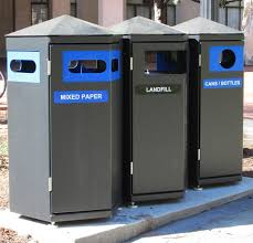 the r s to sustainability reduce recycle reuse rot refuse trash bins 2