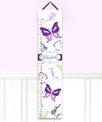 Toad And Lily Growth Chart Canvas Growth Chart Huge Amirbakhtiary Info