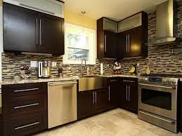 Dark Brown Cabinets dark brown kitchen cabinets exclusive