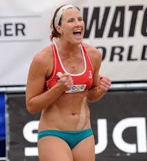 Ashley Ivy of the United States