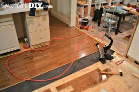 Small Picture How to Install Hardwood Flooring in a Kitchen