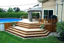 simple wood patio designs. Delighful Designs Backyard Deck Design Pictures Simple Designs For  Above Ground Pools In Simple Wood Patio Designs E