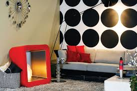 decorating your house interiors with polka dots 12 decorating