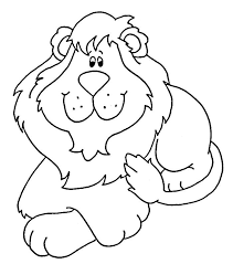 Small Picture 22 best Lion Coloring Pages images on Pinterest Lion coloring
