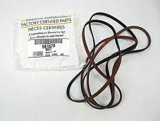 kenmore 80 series dryer belt. genuine whirlpool kenmore 90 series dryer belt 661570 ap5983729 ps11722115 80 o