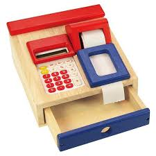 Cash Register Box with Calculator Santoys | DIY Toys Pinterest Wooden toys, and