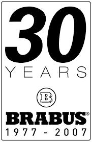 Brabus 30 years
