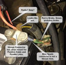 nissan d21 alternator wiring diagram nissan image truck died and won t start page 4 infamous nissan hardbody on nissan d21 alternator wiring