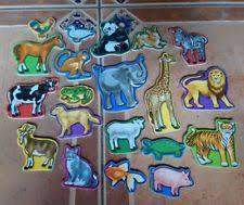 item 2 Melissa \u0026 Doug Wooden Animal Magnets -Melissa | eBay