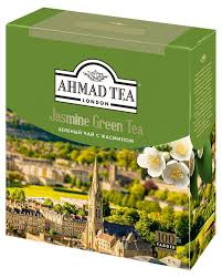 Купить <b>Чай зеленый</b> Ahmad <b>Tea</b> с жасмином в пакетиках, 100х2 г ...