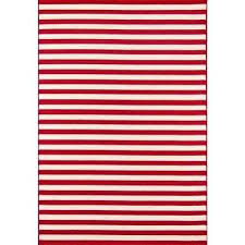 red striped outdoor rug red 9 ft x ft indoor area rug
