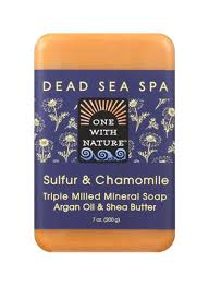 Shop ONE WITH NATURE Dead Sea Spa <b>Triple Milled Mineral</b> ...