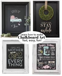 Chalk Couture Designer Chalk Couture Create Your Own Chalkboard Art Refresh Restyle