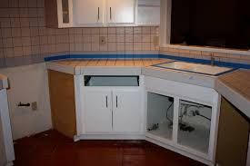 Poured Concrete Kitchen Floor Remodelaholic Quick Install Of Concrete Countertops Kitchen