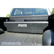 Auxiliary Fuel Tank Toolbox Combo Bed In Under For Transfer Combos ...