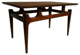 Mid Century Modern Side Table - $1,600 Est. Retail - $950 on