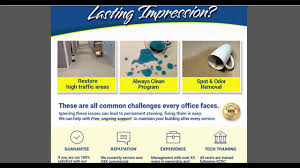 Commercial Cleaning Flyers Sample Commercial Carpet Cleaning Sales Flyers And Brochures