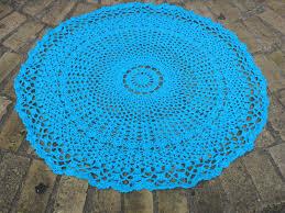 Circle Crochet Pattern Amazing Design