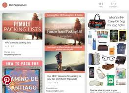 Packing Lists Travel DIY: Create Your Own Packing Lists - Her Packing List
