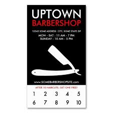 barbershop business cards 210 best barber business cards images on pinterest barber