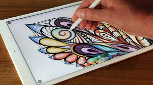 Drawing On Ipad Pro The 5 Best Apps For Ipad Pro Pencil