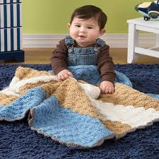 Redheart Free Crochet Patterns New Baby Shells Blanket Red Heart