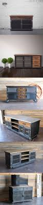 Metal Kitchen Island Tables 25 Best Ideas About Industrial Kitchen Island On Pinterest Wood