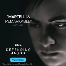 How well do you know your family? Watch Chris Evans in Defending Jacob on  the Apple TV app. | Apple tv, Defender, Chris evans