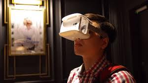 Trên tay kính thực tế ảo Lenovo ANTVR: Gọn nhẹ, giá 690 ngàn