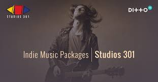 Ditto Music Chart Registration Ditto Music And Studios 301 Present New Indie Music Packages