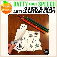 Speech Sample Awesome Batty About Speech R Sound Free Sample By Peachie Speechie TpT