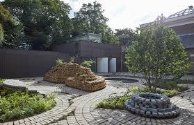 Small Picture Mexican artist Gabriel Orozco designs a sculpture garden at South