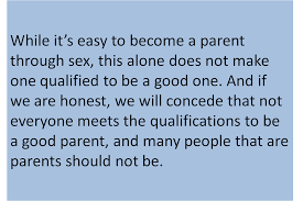 Being A Parent Quotes Amazing Expanding Our View Of Parenting MY TRUE SENSE