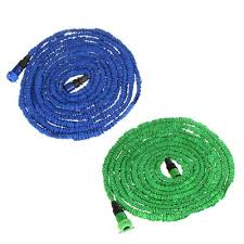 75ft ultralight flexible 3x expandable garden magic water hose pipe faucet connector fast connector