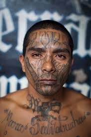 Prison Guards Are Afraid Of Tattooed Ms 13 Gang Members Mythology