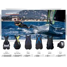 Magic Marine Ultra Lightweight Viper Harness 2017 Blue
