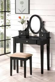 modern bedroom vanities. Bedroom: Black Vanity Table For Elegant Bedroom Furniture Design . Modern Vanities E