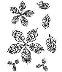Poinsettia Designs Sue Wilson Designs Cling Stamp Filigree Poinsettia Additions