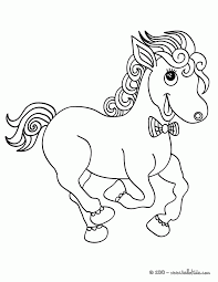 Small Picture Filly Coloring Pages Coloring Home