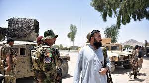 مقاتلو طالبان يقتحمون خط جبهة قندهار.. وفوضى تعم ثاني كبرى مدن أفغانستان -  CNN Arabic