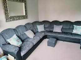 Teal Leather Corner Sofa Best Home Furniture Design