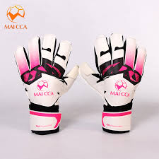 Us 15 79 30 Off Sells Goalkeeper Gloves Professional Goalkeeper Gloves Goalkeeper Gloves Finger Protection In Goalie Gloves From Sports