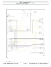 santa fe wiring diagram wiring diagrams best 2008 hyundai accent radio wiring diagram wiring library hhr wiring diagram 2003 hyundai sonata radio wiring