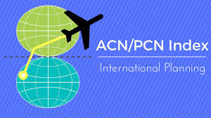 Faa Arff Index Chart International Planning Ops Acn Pcn And Arff Index