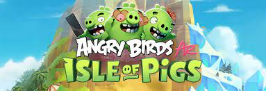 Review: Angry Birds AR: Isle of Pigs